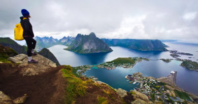 LOFOTEN, 68th parallel north